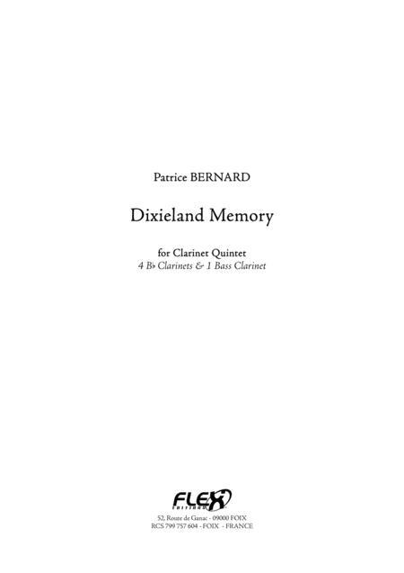 Dixieland Memory