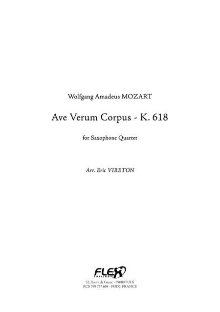 Ave Verum Corpus K.618