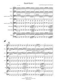 Haydn Rocks! for String Orchestra