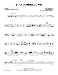 Final Countdown - Pt.4 - Trombone/Bar. B.C./Bsn.