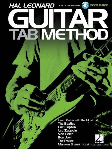 Hal Leonard Guitar Tab Method - Book 3