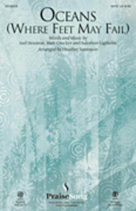 Oceans (Where Feet May Fail) - ChoirTrax CD