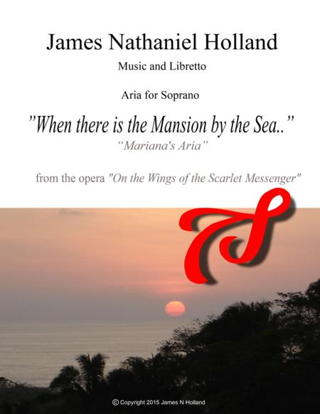 Soprano Aria When there is my mansion by the Sea... from the opera On the Wings of the Scarlet Messenger