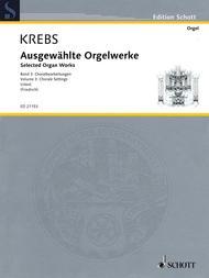 Selected Organ Works Band 3