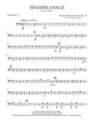 Spanish Dance (from The Gadfly) - Trombone 2