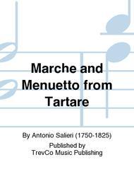 Marche and Menuetto from Tartare