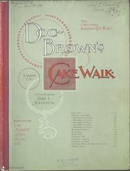 Doc-Brown's Cake Walk