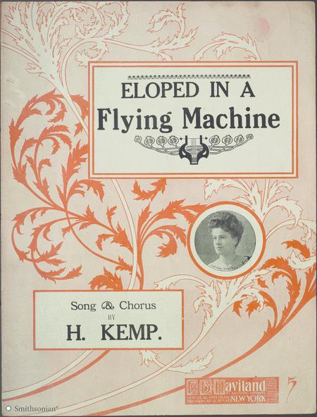 Eloped in A Flying Machine