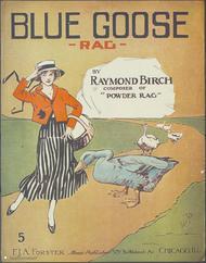 Blue Goose Rag