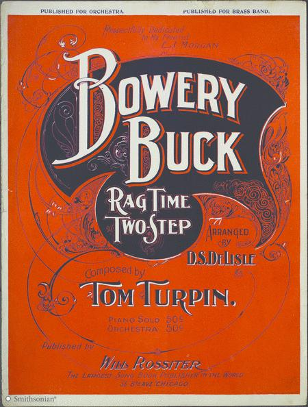 Bowery Buck (ragtime Two-Step)
