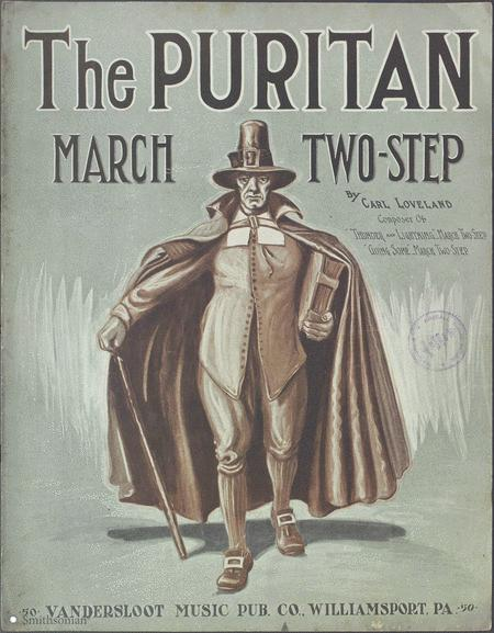 The Puritan March, Two-Step