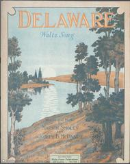 Delaware (Waltz Song)