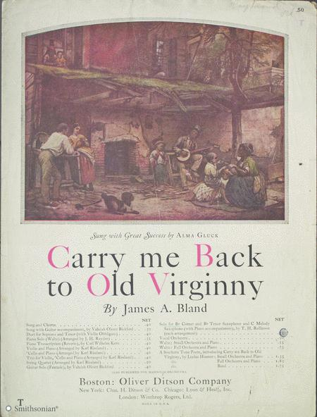 Carry me Back to Old Virginny