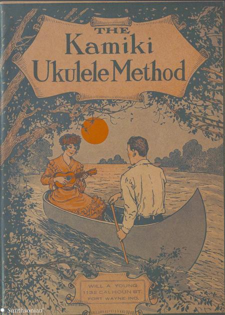 From the Kamiki Ukulele Method: Aloha Oe