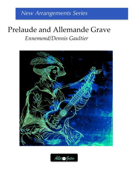 Prelude and Allemande Grave