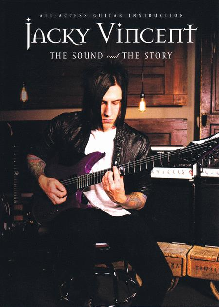 Jacky Vincent - The Sound and the Story