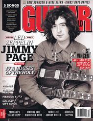 Guitar World Magazine Holiday 2014