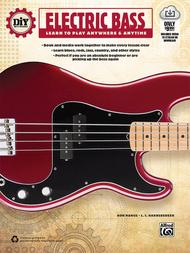 DiY (Do it Yourself) Electric Bass