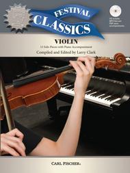 Festival Classics for Violin