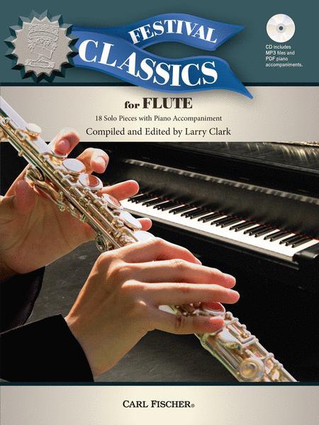 Festival Classics for Flute