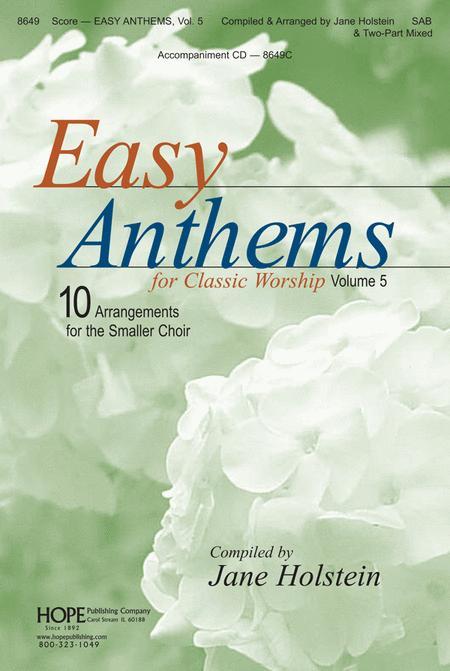 Easy Anthems, Vol. 5