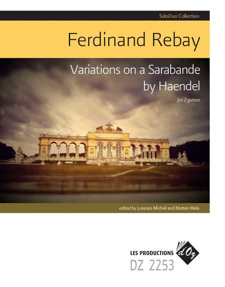 Variations on a Sarabande by Haendel