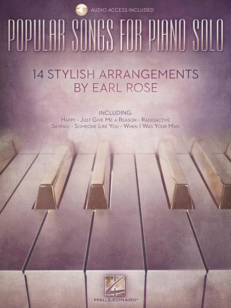 Popular Songs for Piano Solo - 14 Stylish Arrangements