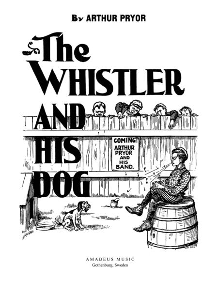 The Whistler and His Dog for piano solo
