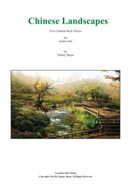 Chinese Landscapes (5 Piano Pieces)