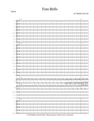 Fum Bells Score - Orchestra & Choir