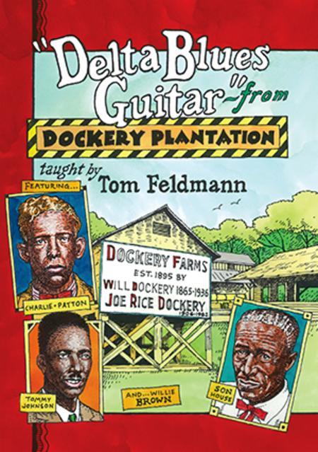 Delta Blues Guitar from Dockery Plantation