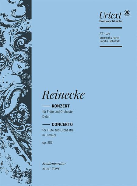 Flute Concerto in D major Op. 283