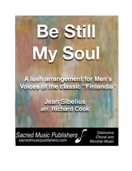 Be Still My Soul (Finlandia) (TTBB)