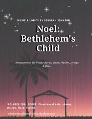 Noel: Bethlehems Child