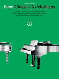 New Classics to Moderns - Third Series