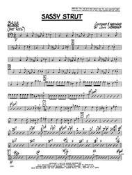 Sassy Strut - Bass