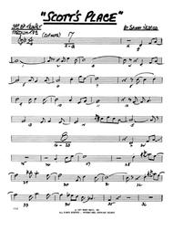 Scott's Place - 3rd Bb Trumpet