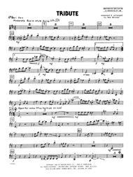 Tribute - Eb Baritone Sax