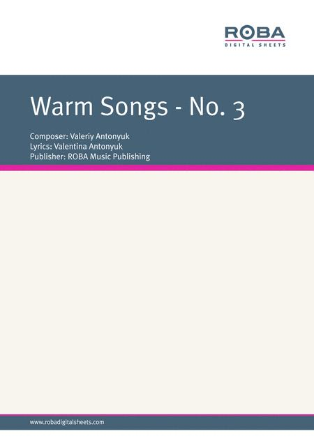 Warm Songs No 3