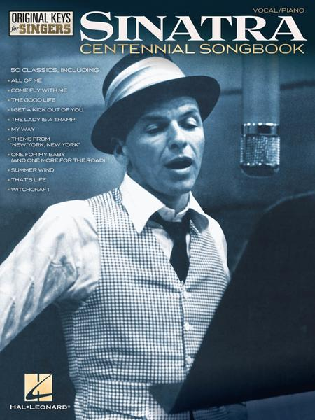 Frank Sinatra - Centennial Songbook - Original Keys for Singers