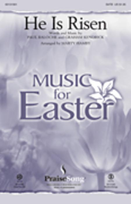 He Is Risen - ChoirTrax CD