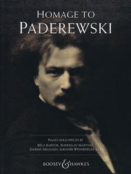 Homage to Paderewski