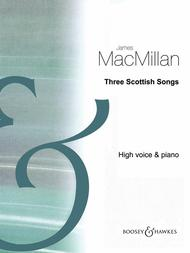 Three Scottish Songs