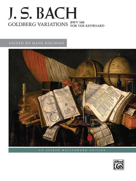 Bach -- Goldberg Variations, BWV 988