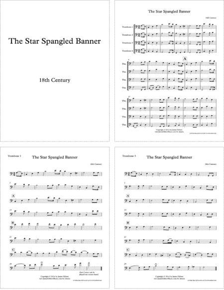 The Star Spangled Banner (National Anthem)
