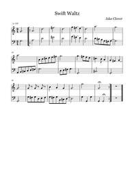 Swift Waltz-Violin and Cello