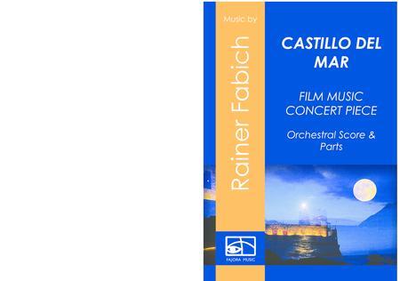 Castillo del Mar - Concert piece for soprano saxophone, piano and orchestra