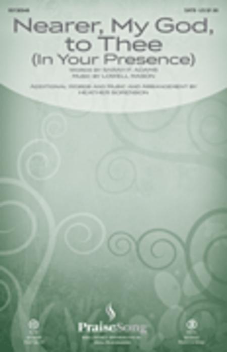 Nearer, My God, to Thee - ChoirTrax CD