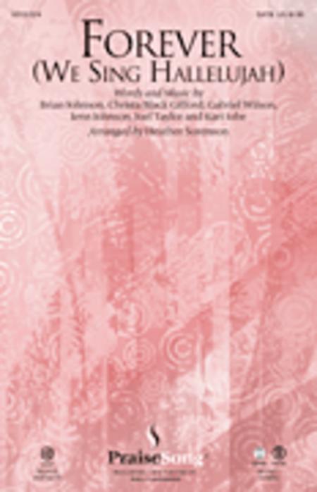 Forever (We Sing Hallelujah) - ChoirTrax CD
