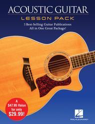 Acoustic Guitar Lesson Pack
